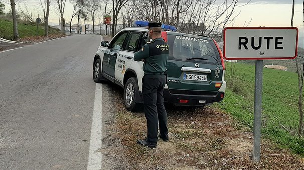 Guardia Civil Rute