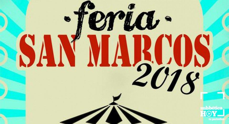 PRIEGO: Ya se conoce el programa de la Feria de San Marcos