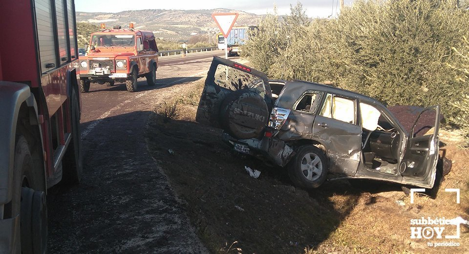 foto accidente luque